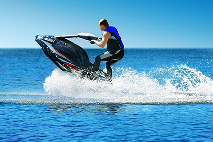 Many people like to do tricks on jet skis, however, these tricks often lead to injuries and boating accidents. Call a Victoria boat accident attorney today to discuss your options.